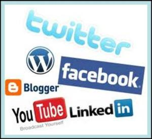 Top Social Media Tips - Facebook, Twitter, Pinterest, Google+, Blogging, LinkedIn